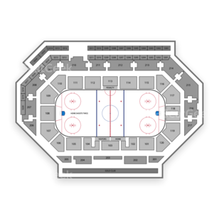 Idaho Steelheads Seating Chart