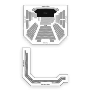 SFJAZZ Center Seating Chart Concert
