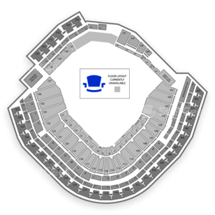 KW Twins Game Seating Chart