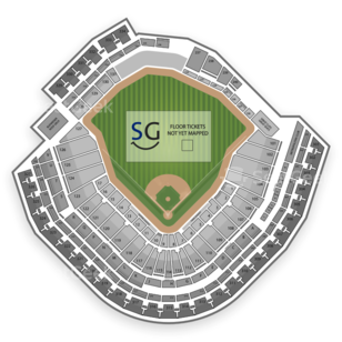 Target Field Seating Chart Music Festival