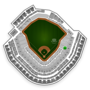 Minnesota Twins at Target Field Section 104 View