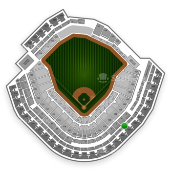 Minnesota Twins at Target Field Section 209 View