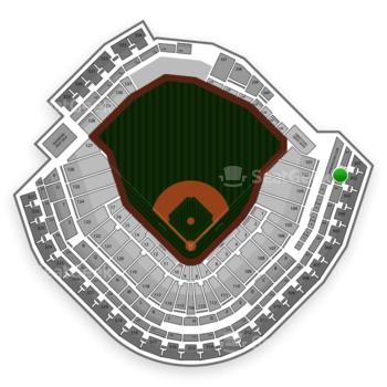 Minnesota Twins at Target Field Section 202 View