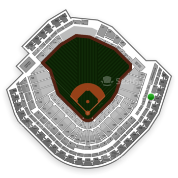 Minnesota Twins at Target Field Section 204 View