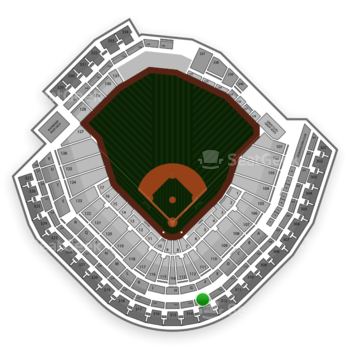 Minnesota Twins at Target Field Section 213 View