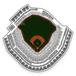 Target Field Seating Chart MLB