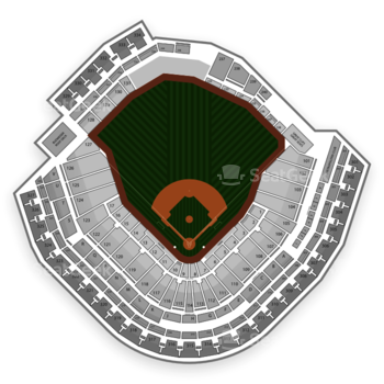 Minnesota Twins at Target Field Section 141 View
