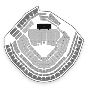 Target Field Seating Chart Concert