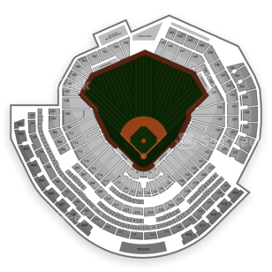 Washington Nationals Seating Chart