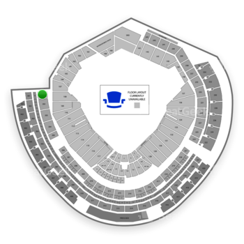 MLB at Nationals Park Section 201 View