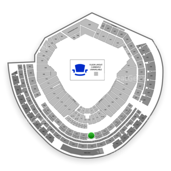 MLB at Nationals Park Section 214 View
