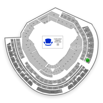 MLB at Nationals Park Section 222 View