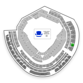 MLB at Nationals Park Section 224 View
