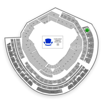 MLB at Nationals Park Section 234 View