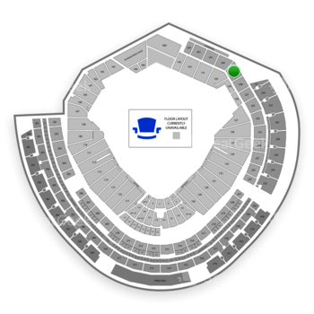 MLB at Nationals Park Section 239 View