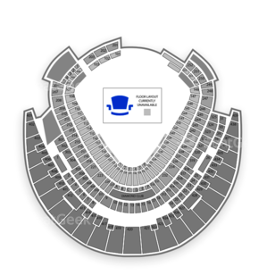 Kauffman Stadium Seating Chart Concert
