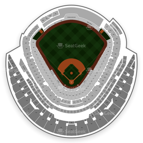 Kansas City Royals Seating Chart