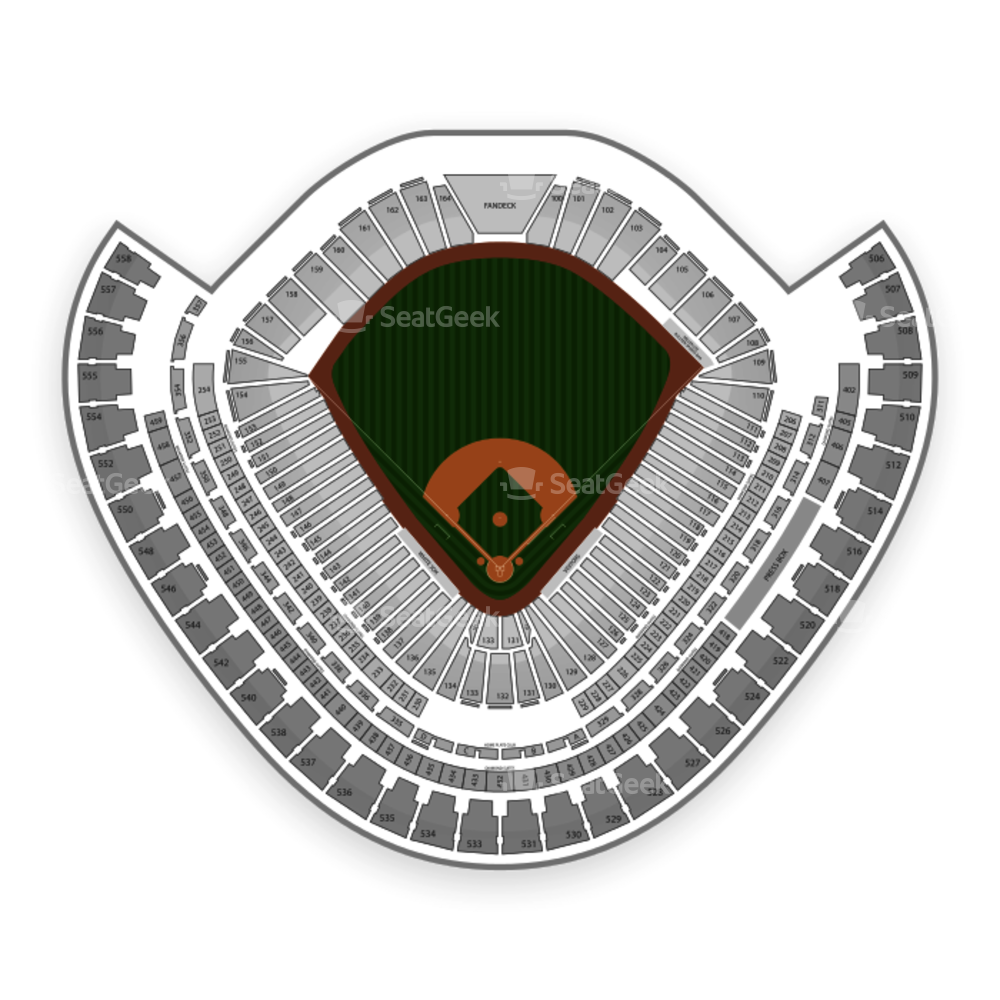 Chicago White Sox Seating Chart