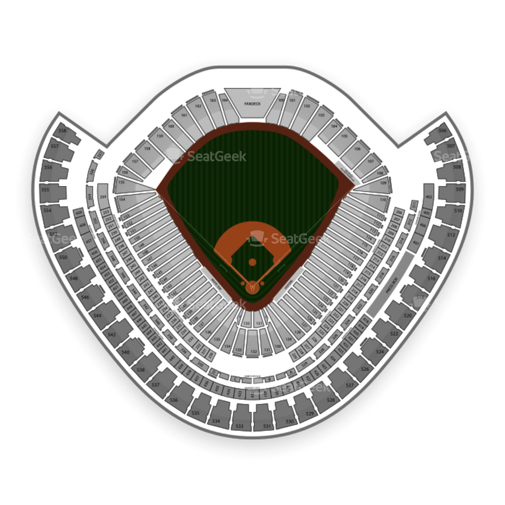 Chicago White Sox Seating Chart Map Seatgeek - Us-cellular-seat-map