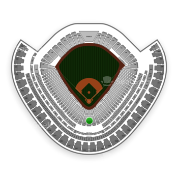 Chicago White Sox at Guaranteed Rate Field Section 132 View