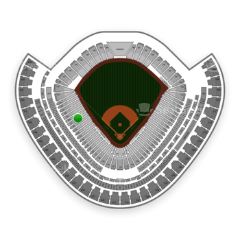 Chicago White Sox at Guaranteed Rate Field Section 147 View