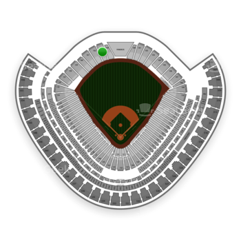 Chicago White Sox at Guaranteed Rate Field Section 163 View