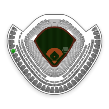 Chicago White Sox at Guaranteed Rate Field Section 552 View