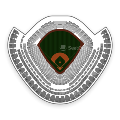 US Cellular Field Seating Chart Ballpark Seating Charts Ballparks - Cellular field seating