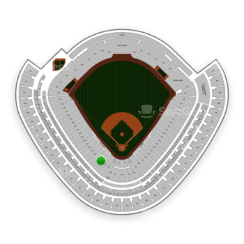 Chicago White Sox at Guaranteed Rate Field Section 137 View
