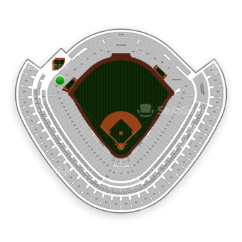 Chicago White Sox at Guaranteed Rate Field Section 157 View
