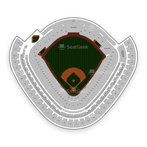Chicago White Sox Seating Chart & Map | SeatGeek