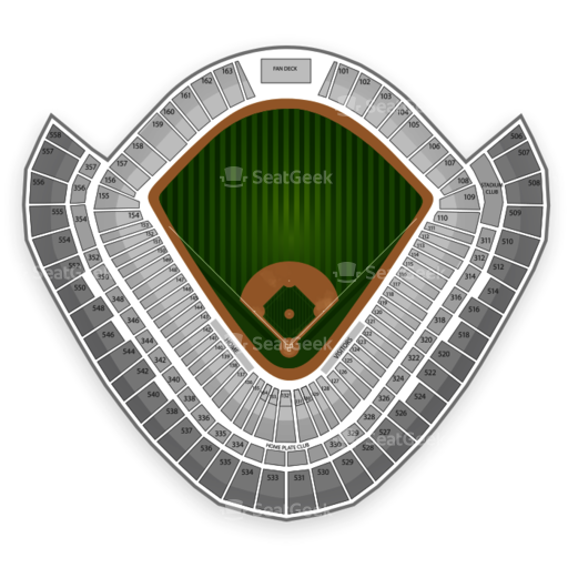 white sox seating chart