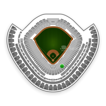 Chicago White Sox at US Cellular Field Section 127 View