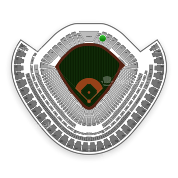 Chicago White Sox at US Cellular Field Section 101 View