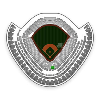 Chicago White Sox at US Cellular Field Section 131 View