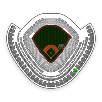 Chicago White Sox at US Cellular Field Section 524 View