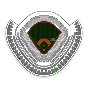 Chicago White Sox at US Cellular Field Section 528 View