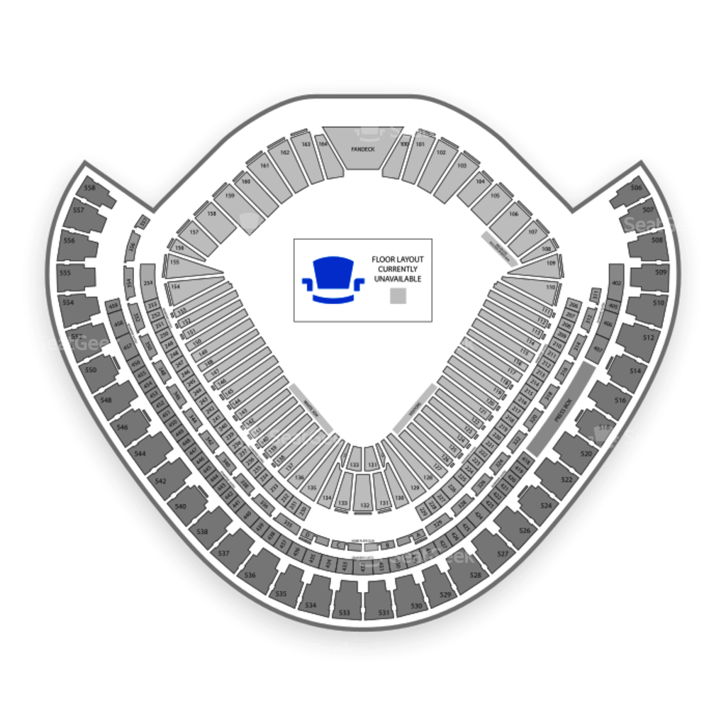 White Sox Seating Chart Detailed Brokeasshome Com
