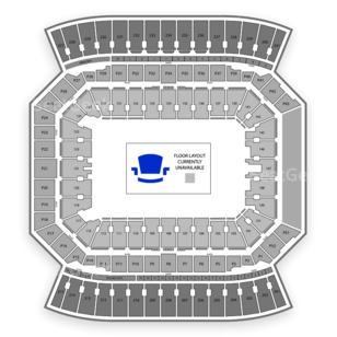 Orlando Citrus Bowl Seating Chart NFL