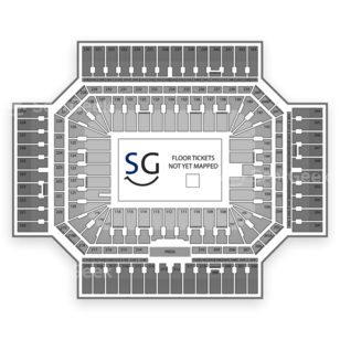 Alamodome Seating Chart NFL