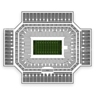 UTSA Football Seating Chart