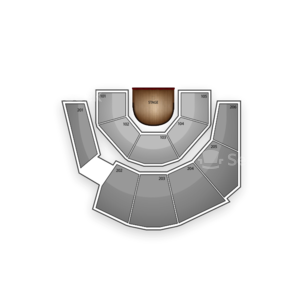 Mystere Theatre - Treasure Island Seating Chart Comedy