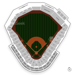 Louisville Slugger Field Seating Chart MLB