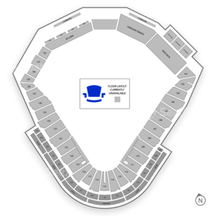 Louisville Slugger Field Seating Chart Concert