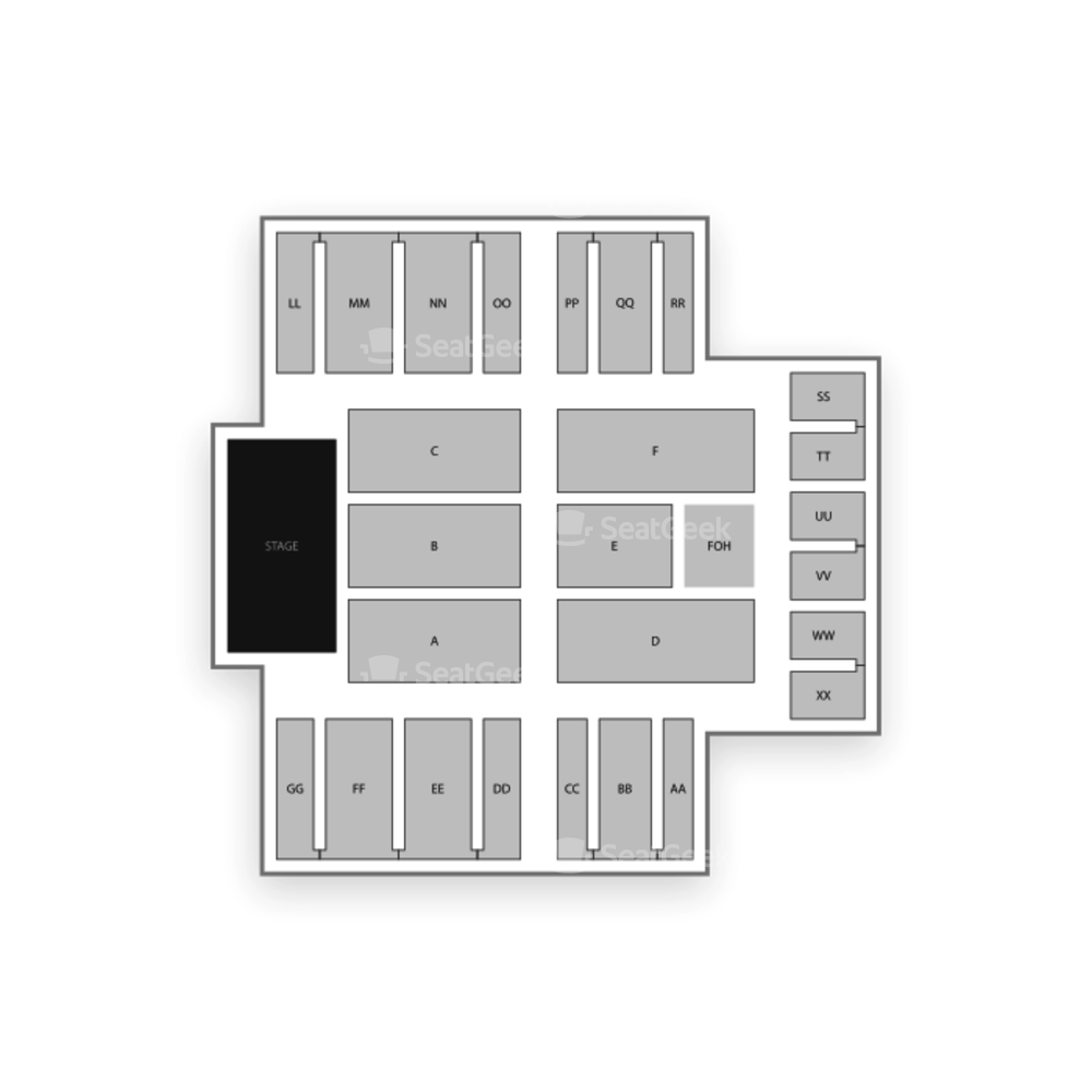 Fantasy Springs Resort Casino Seating Chart Concert