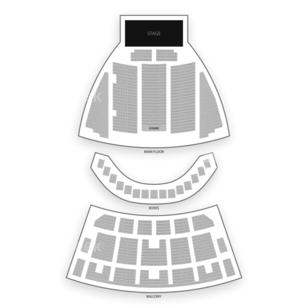 Detroit Opera House Seating Chart Broadway Tickets National