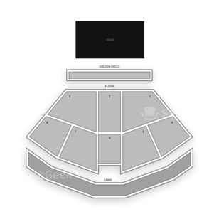 Charter Amphitheatre Seating Chart Concert