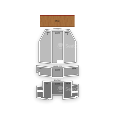 5th Avenue Theatre Seating Chart West Side Story