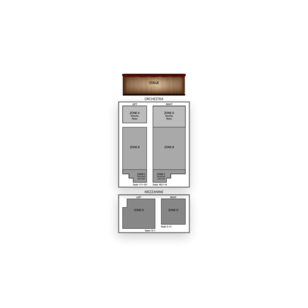 Astor Place Theatre Seating Chart Theater