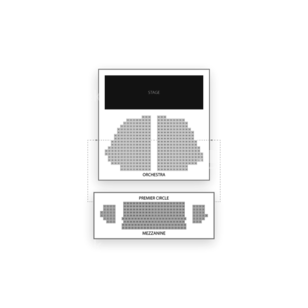 Samuel J. Friedman Theatre Seating Chart Theater